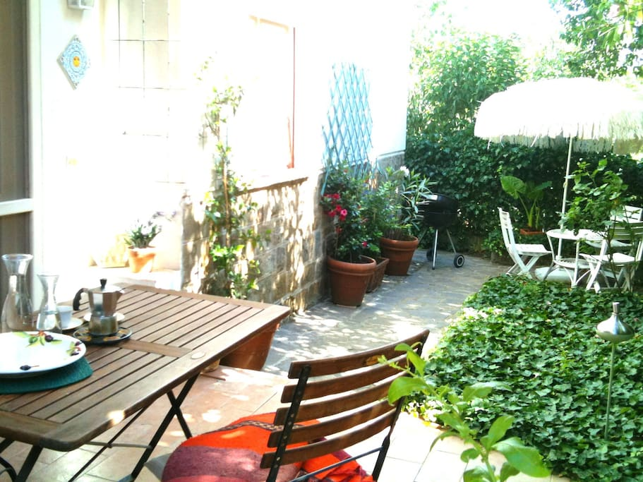 Wohnung in der Süd-Toskana