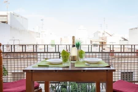 BULLRING WIFI APARTMENT 4 ROOM - Almería - Apartmen