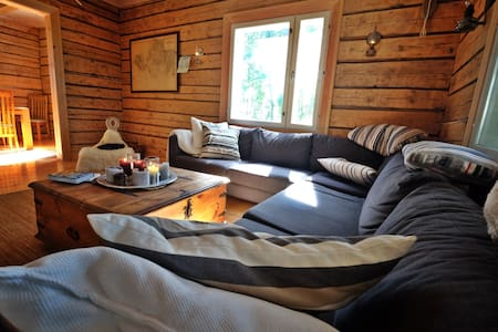 Own island in Hanko for nature & sea lovers