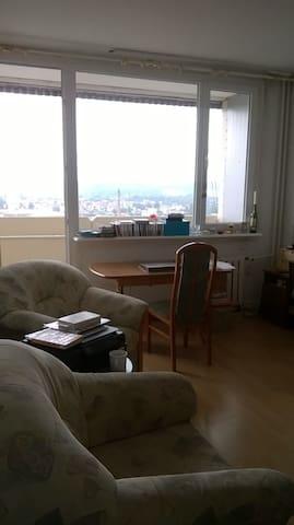 Samodzielny pokój na 17 piętrze