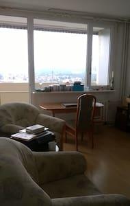 Samodzielny pokój na 17 piętrze - Gdańsk