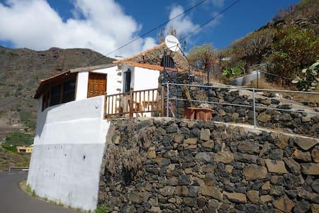 casa Luis Hermigua,isla  la Gomera - Hermigua