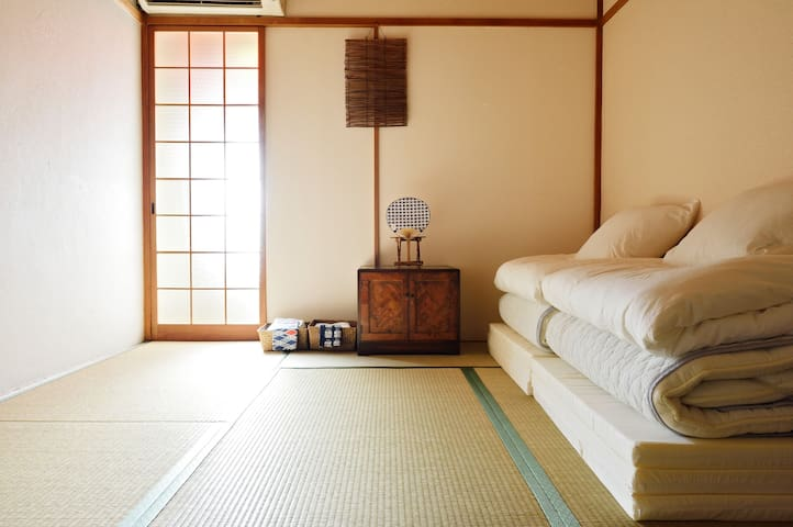 8min namba shinsaibashi traditional - Osaka - Departamento