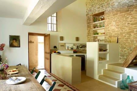 Maison de charme en Bourgogne Sud.. - Mellecey - Hus