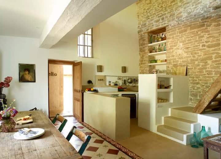 Maison de charme en Bourgogne Sud..