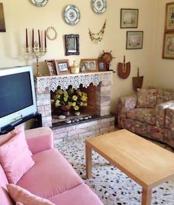 Country house in north Corfu. - Μαγουλάδες - Dom
