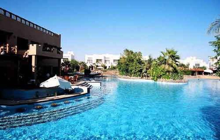 Sharm Elsheikh apartment garden view  117