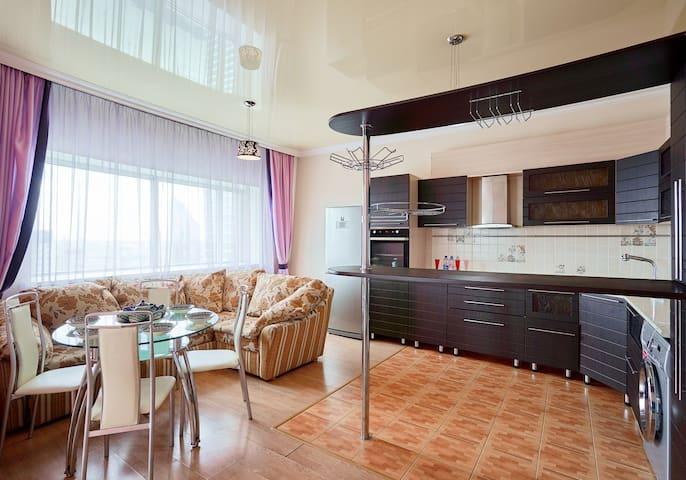 Апартаменты в центре г.Астаны