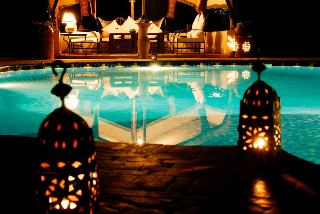The best place in South Morocco to chill out !