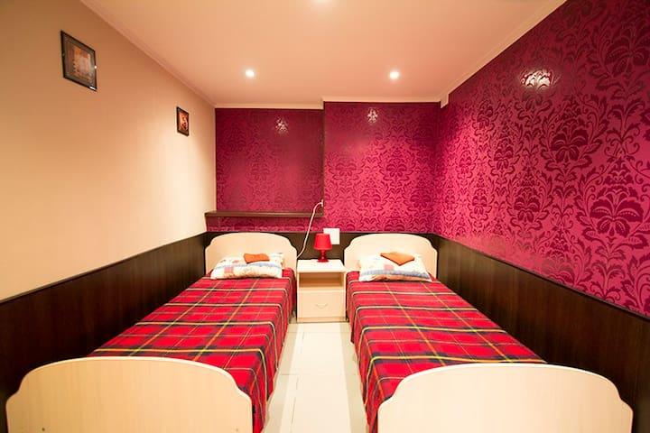 Двухместный номер с 2 кроватями