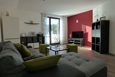 Modern flat (2 - 4 p.) with balcony - Lüneburg - Apartemen
