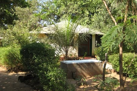 Close to the river in pure nature - Bungalow