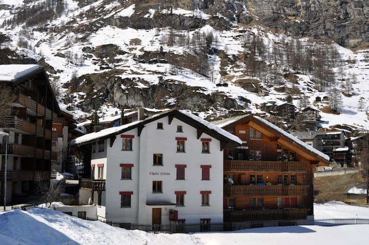 Apartment Pasquale, Chalet Helena - Zermatt - Apartment