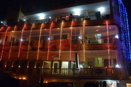 Ganga Guest House + Music School (Double bed room)