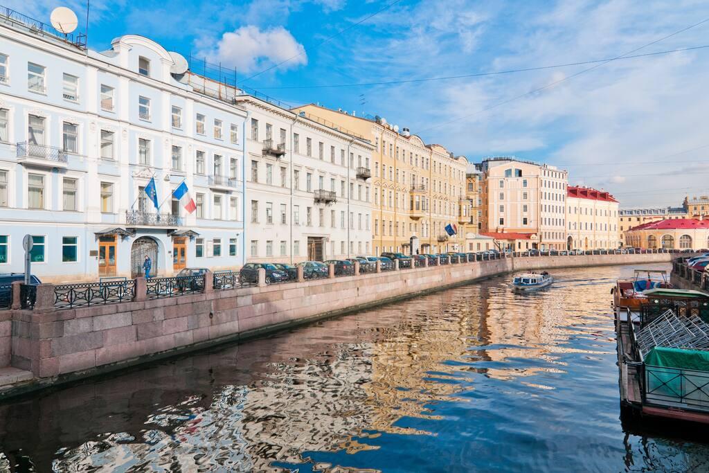 Rooms For Rent In St Petersburg Russia