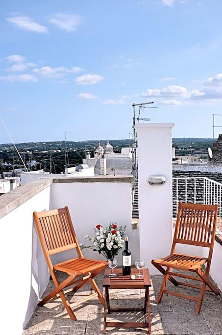Terrazza Privata / Private Rooftop