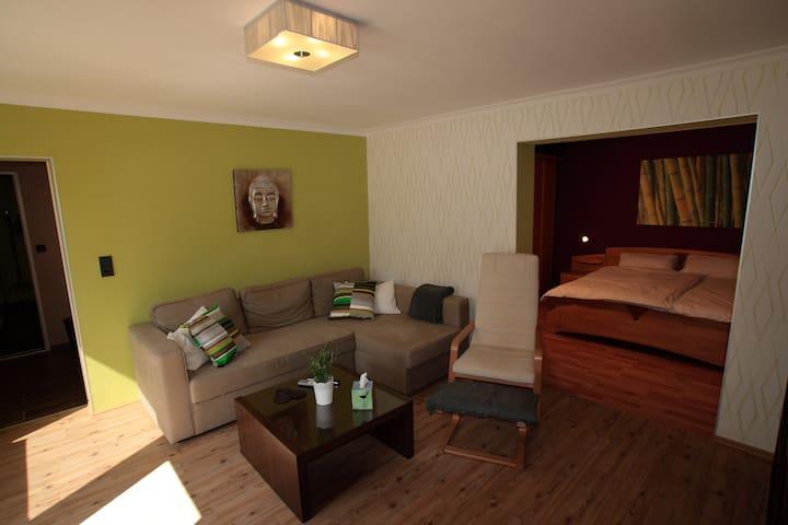 Moderne Komfort-Ferienwohnung WiFi - Bad Gandersheim - Daire