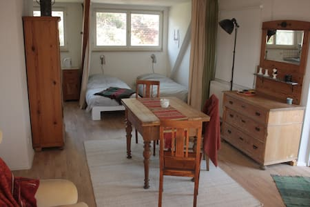 Studio zur Pegnitzaue - Appartement