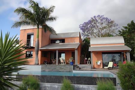 Villa d'architecte - Saint Leu