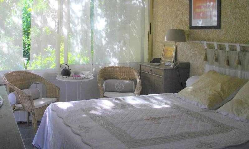 """""""Les Bleuets"""" quartier d'Avignon - Avignon - Bed & Breakfast"""