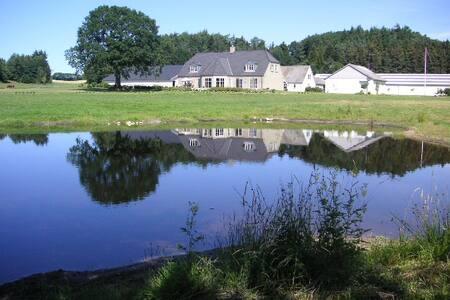 romantisk lejlighed i landlig idyl - Silkeborg