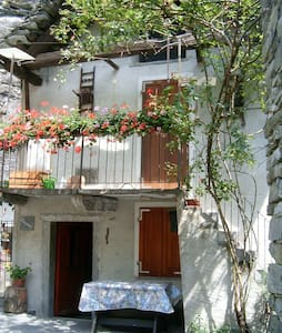 Rustico in Vallemaggia - House