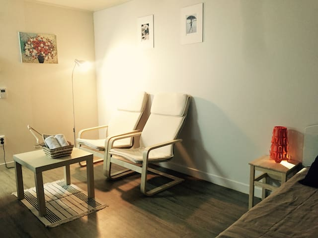 [OPEN]유성온천역 4번출구 앞, Lovely & Cozy R - 대전광역시 - Appartement
