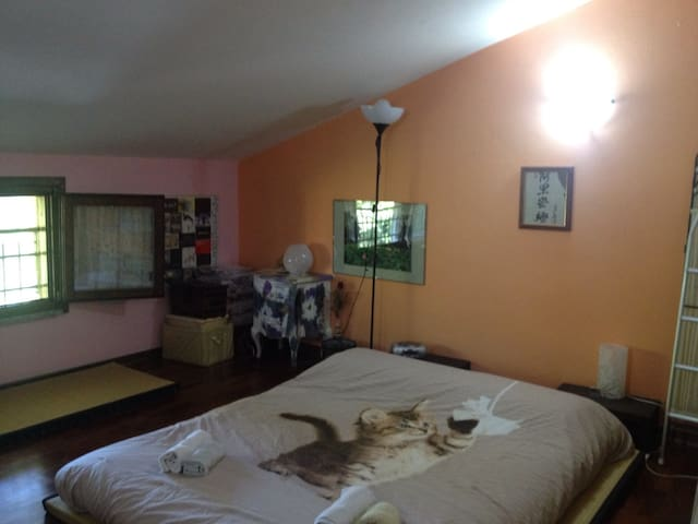 beautiful double room - Reggio Emilia - Villa