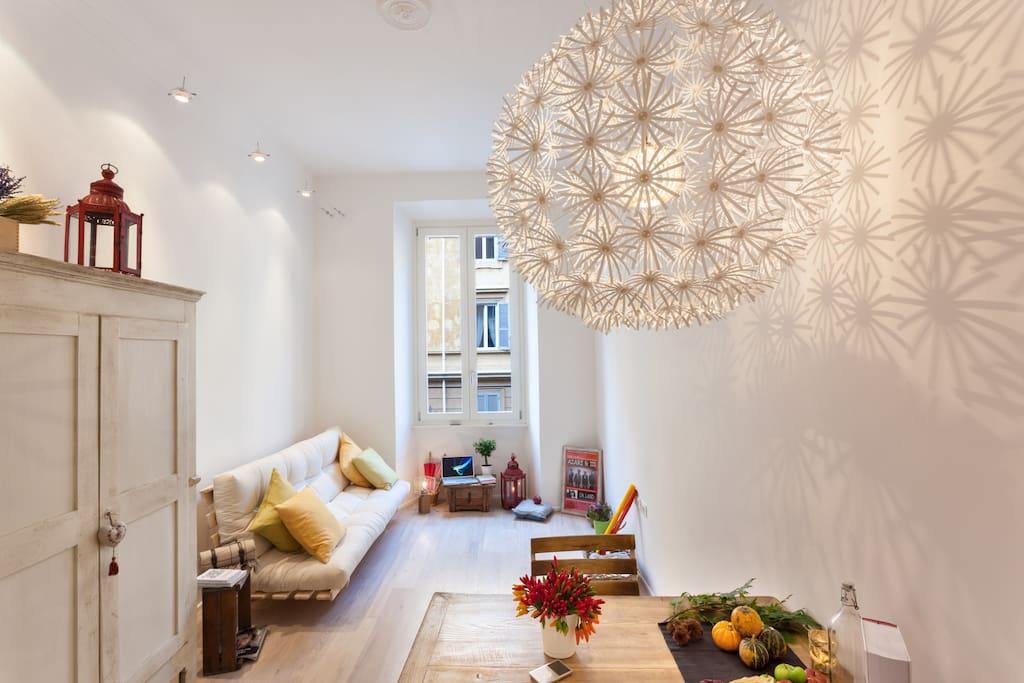 Mid Term Rental Vatican Loft - Apartments for Rent in Rome ...