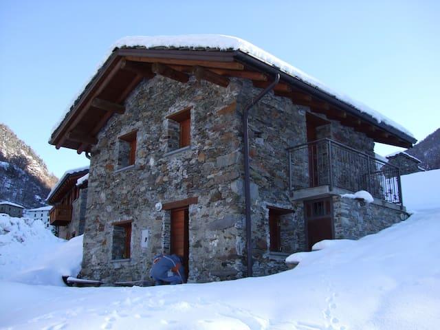 Fantastica baita in Aprica! - Aprica - House
