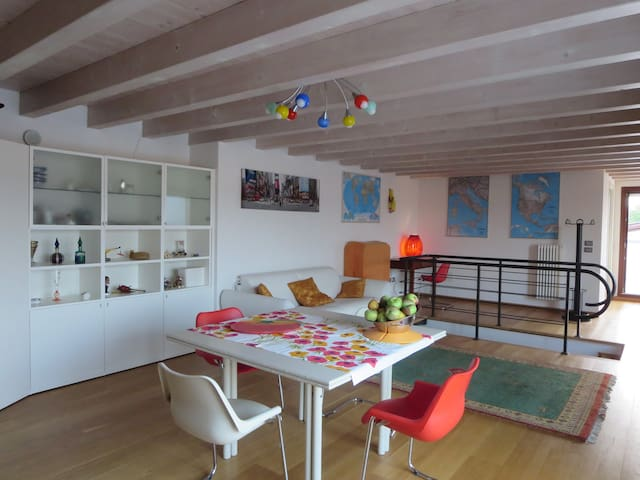 Prosecco valley,loft near Venice