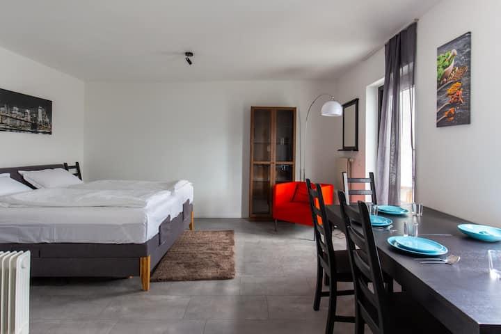 Europaplatz Business Living (Privat apartments)