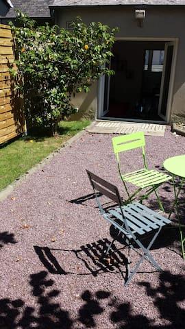 Petite maison rénovée - Bréhal - Haus
