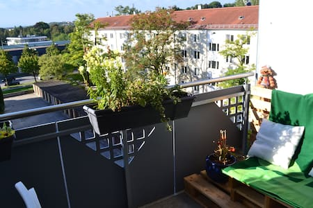 Unique&Cozy Flat - Munich - Appartement