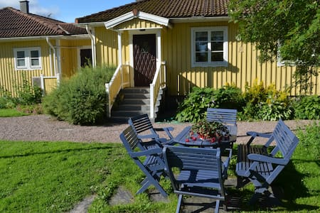 Comfortable family house, 8-10 beds - Storfors  - House