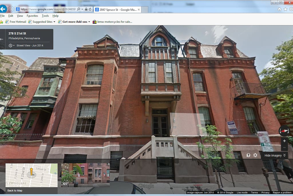 Brownstone Apartments For Rent In Philadelphia