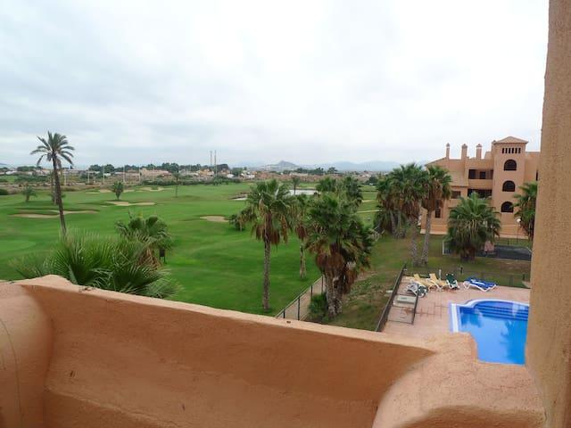 New Golf Apartment Sea View - Los Alcázares - Apartment