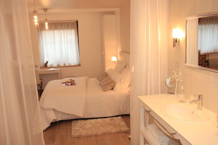 Chambre Accroche coeur - Steenvoorde - Bed & Breakfast