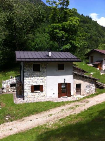Vacanze in maso di montagna - Pieve Tesino - House