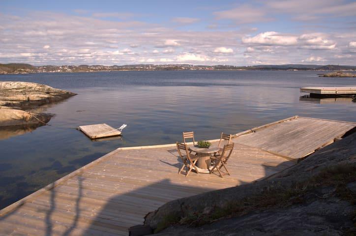 Paulen (PHONE NUMBER HIDDEN)  (Flekkerøy) - Flekkerøy - Hytte