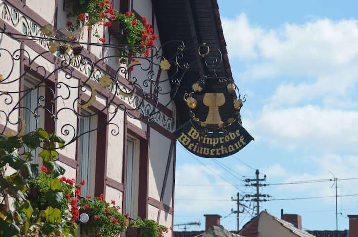 Zimmer im Weingut - Bad Dürkheim