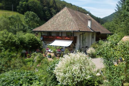 Black Forest Holiday Cottage. - Bürchau Kleines Wisental (Black Forest)