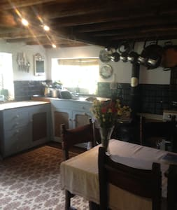 Lovely 17th to 18th century cottage - West Dean
