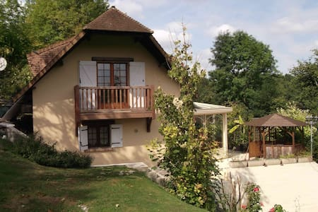 Cottage in Normandie, 100 km Paris - Fontaine-sous-Jouy - Haus