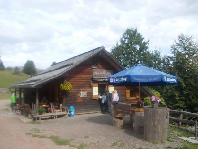 Fischerhütte (einkehr möglichkeit am Nonnenmatweiher Pub cafe