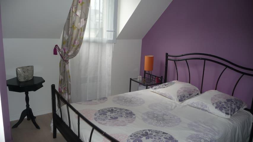 Jolie chambre proche Rennes -
