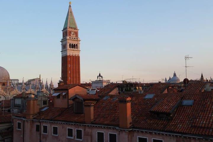 Penthouse behind San Marco Basilica - Venezia - Apartment