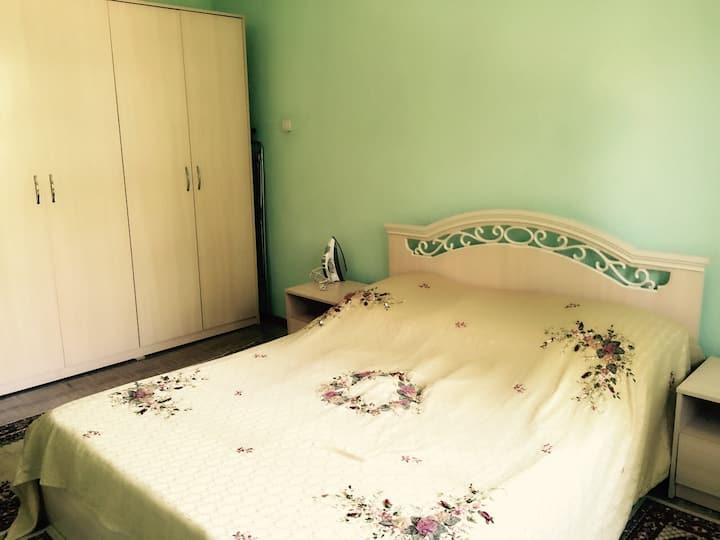 Cozy 2-room apartment (CITY CENTRE)