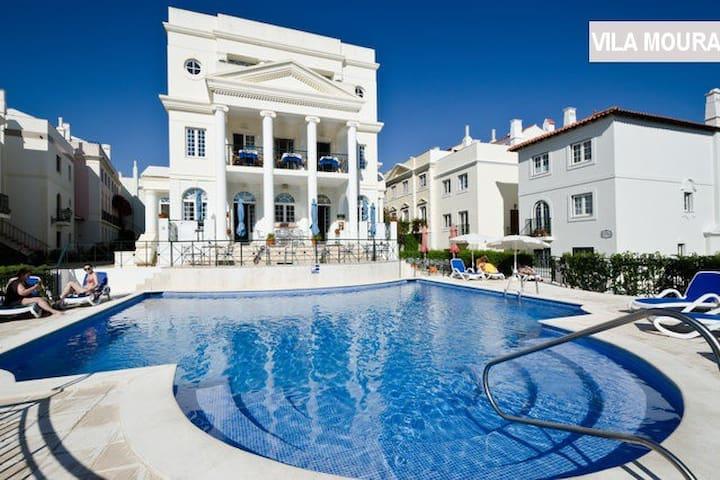 nice flat in a beautifull condo - Quarteira - Wohnung