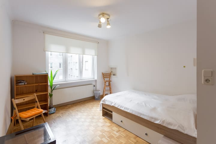 Cozy room with private bathroom - Wien - Wohnung